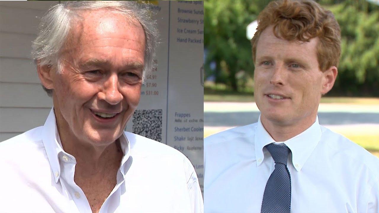 Massachusetts Senate primary: Ed Markey aims to take down Joe ...