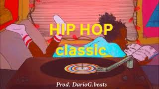 [FREE] - CLASSIC RAP BEAT - (PIANO) - HIP HOP INSTRUMENTAL - Prod. DarioG.beats
