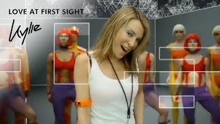Смотреть клип Kylie Minogue - Love At First Sight