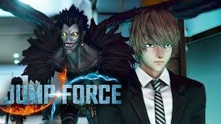 JUMP FORCE: Tráiler de Historia en español |PS4, PC, Xbox One