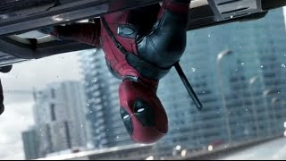 Matança na rodovia | Deadpool (2016) DUBLADO 1080p