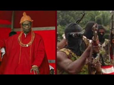 BREAKING NEWS: OBA OF BENIN AKPOLOKPOLO EWUARE II HAS BEEN KIDNAPPED BY UNKNOWN GUN MEN (MILITANT).