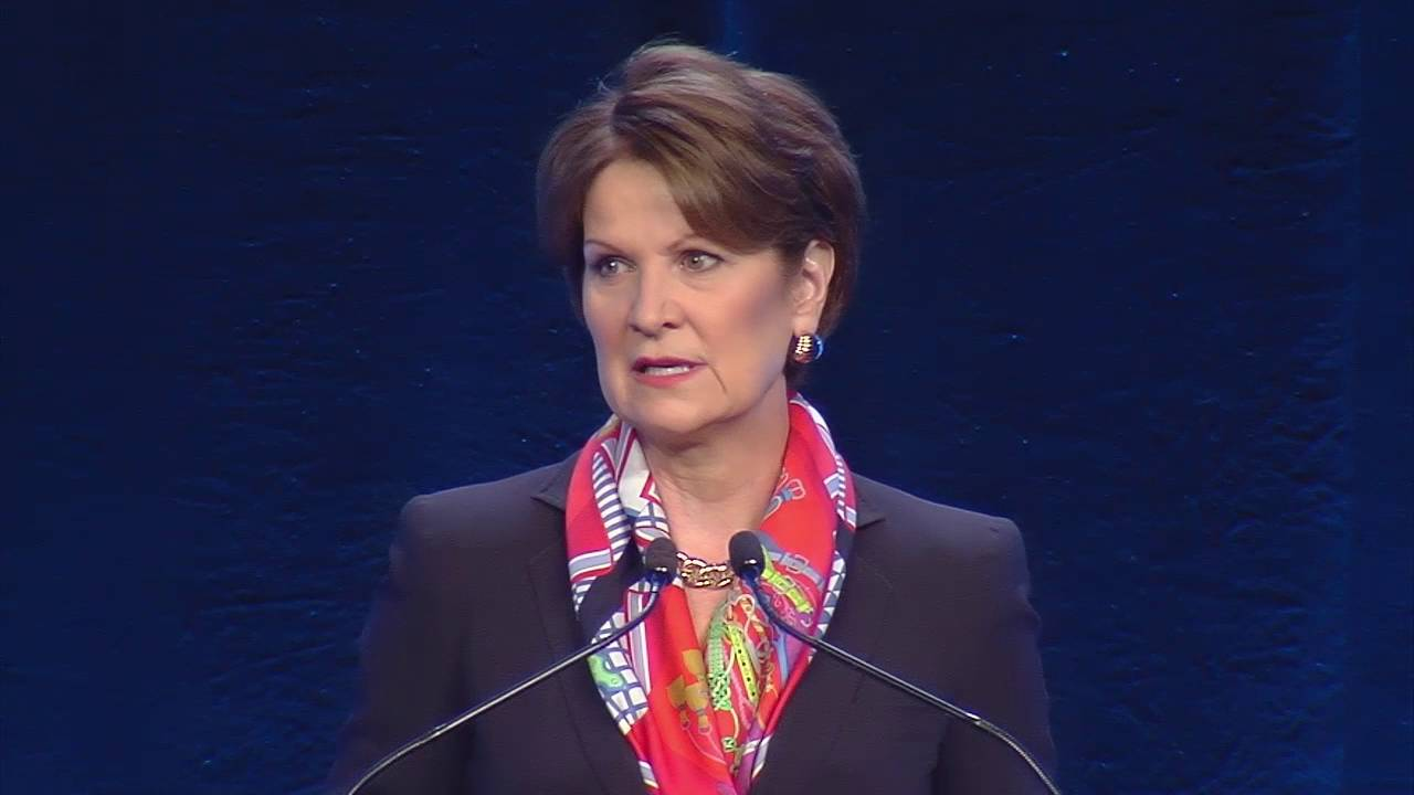 Marillyn Hewson: Today's Global Security Environment