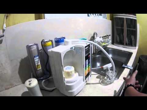 How to Clean Kangen Water Machine.
