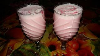 Rooh afza shake recipe   recipe in hindi