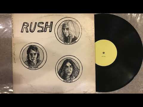 Rush – Around the World Recorded Live in Montreal [March 31 1978 AFTK Tour ] First Vinyl Bootleg