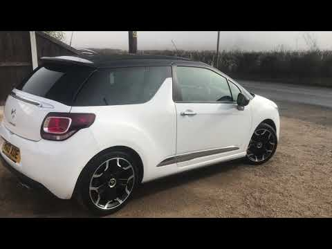 2013 CITROEN DS3 1.6 DSPORT FOR SALE | CAR REVIEW VLOG