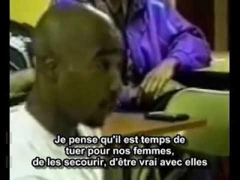 Tupac 2pac Keep Your Head Up français (C.S.)