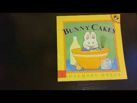 Bunny Cakes - Read Aloud & Questions