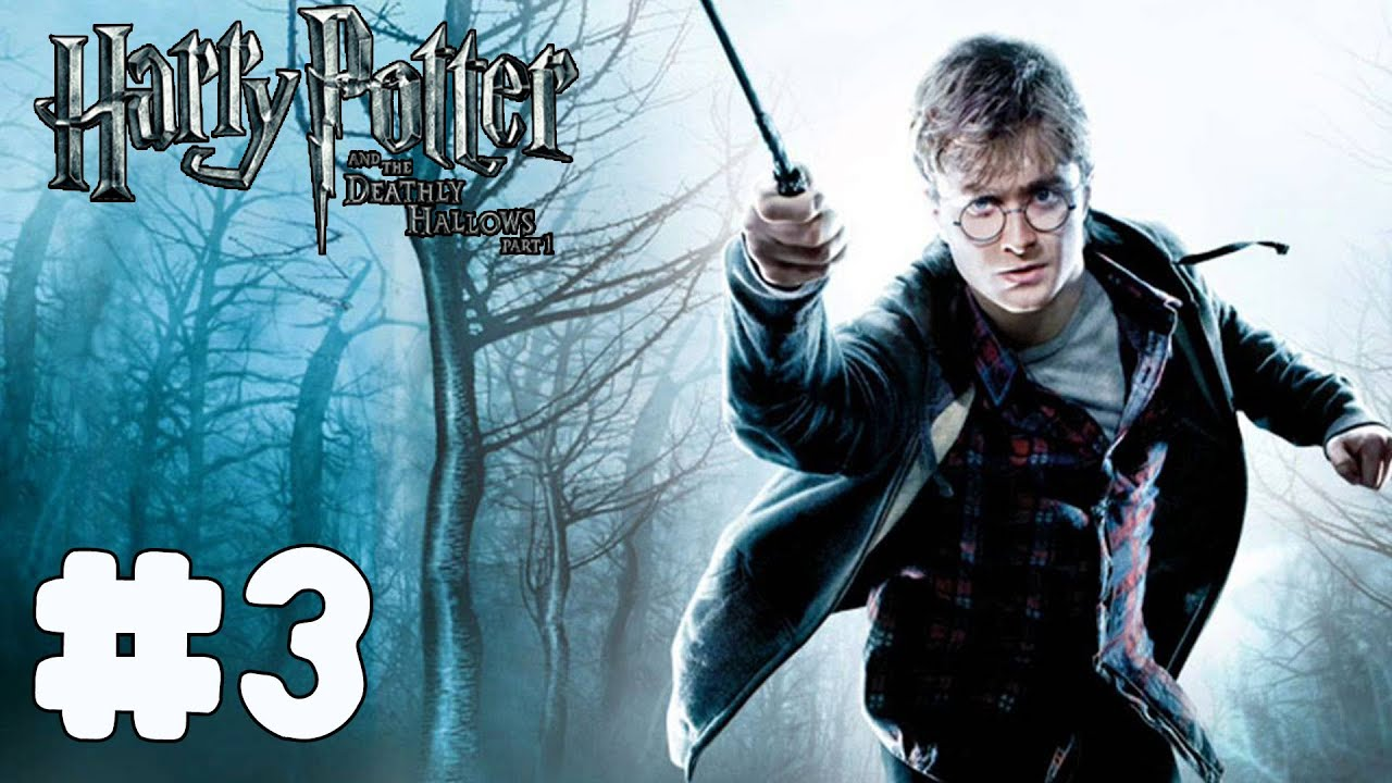 Harry Potter and the Deathly Hallows - Part 1 ...