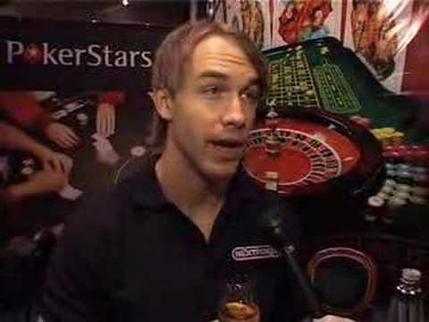 PokerNews.se Interview Mathias Viberg