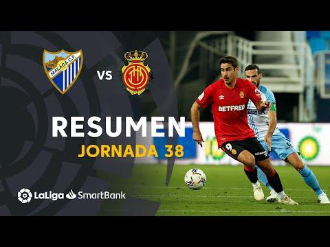 Malaga Mallorca Goals And Highlights