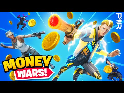 PWR Fortnite Money Wars Tournament!