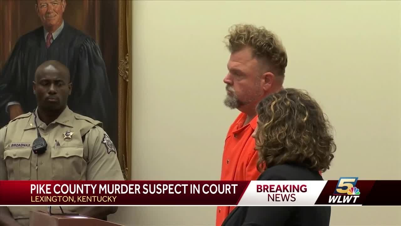 White Killer appears in court ASKED if he would come back if released.