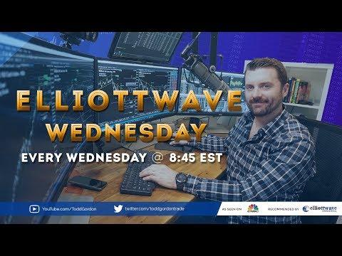 The Elliottwave Wednesday Live Stream w/ Todd Gordon - 1/22/20
