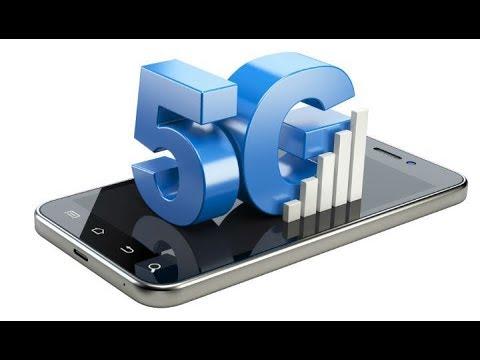 88f2189b81f Telefonía Móvil 5G. La Quinta Generación. - YouTube