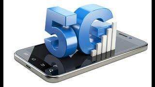 Telefonía Móvil 5G. La Quinta Generación.