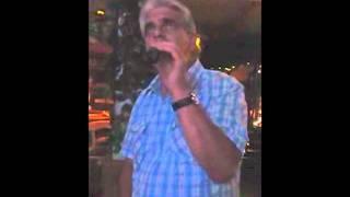 """Bernd Gramer """"  Karaoke """"  Merci Cheri     .wmv"""