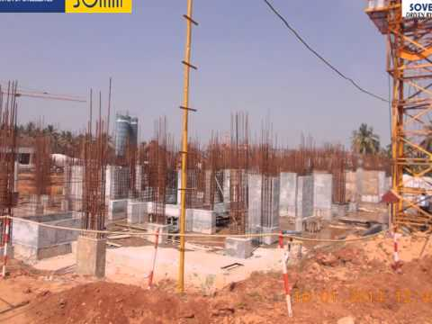 Construction Status of Sovereign Sonaa Luxury Residential Project