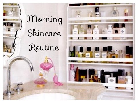 Morning Skincare Routine / Products