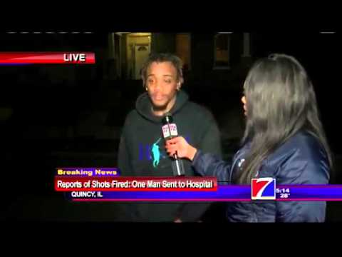 Quincy, IL HILARIOUS News Report!