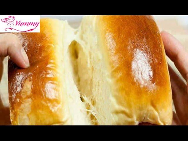 مخبوزات / خبز الحليب الرائع / خفيف للفطور و للأطفال