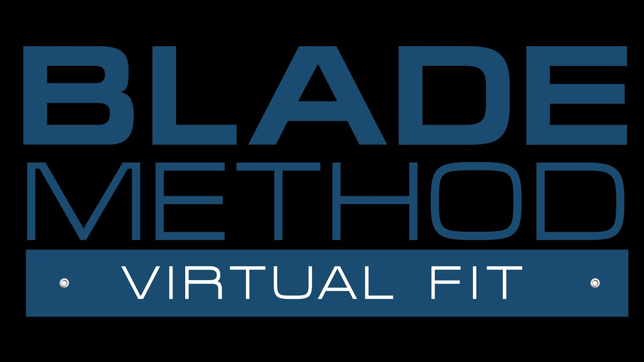 Blade Method Virtual Fit: Corona 16 04-08-20