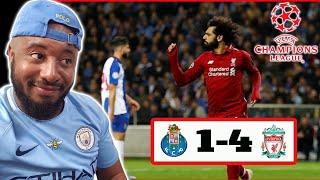 Porto 1-4 Liverpool | Europe's Deadliest Trio Downs Porto | UEFA Champions League Quarterfinals