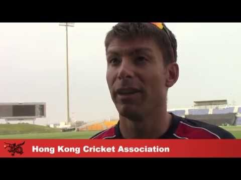 T20i HKGvOman M2: Post Match Interview with Head Coach Simon Cook