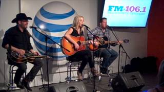 "Ashley Monroe performs ""On To Something Good"""