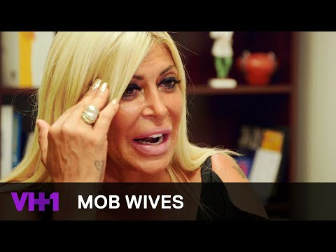 Mob Wives | Big Ang Learns That She Has Lung Cancer | VH1