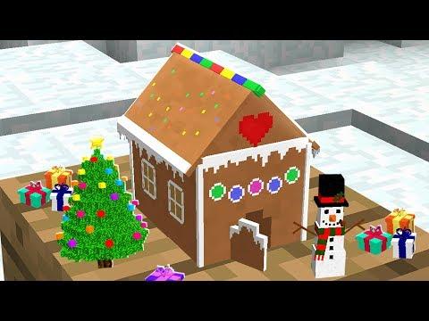 The Secret Minecraft Holiday Update New 1 14 Datapack Minecraft Videos