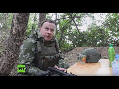 'Volksrepublik Donezk': Besuch