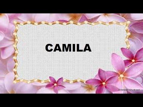 Camila Significado e Origem do Nome