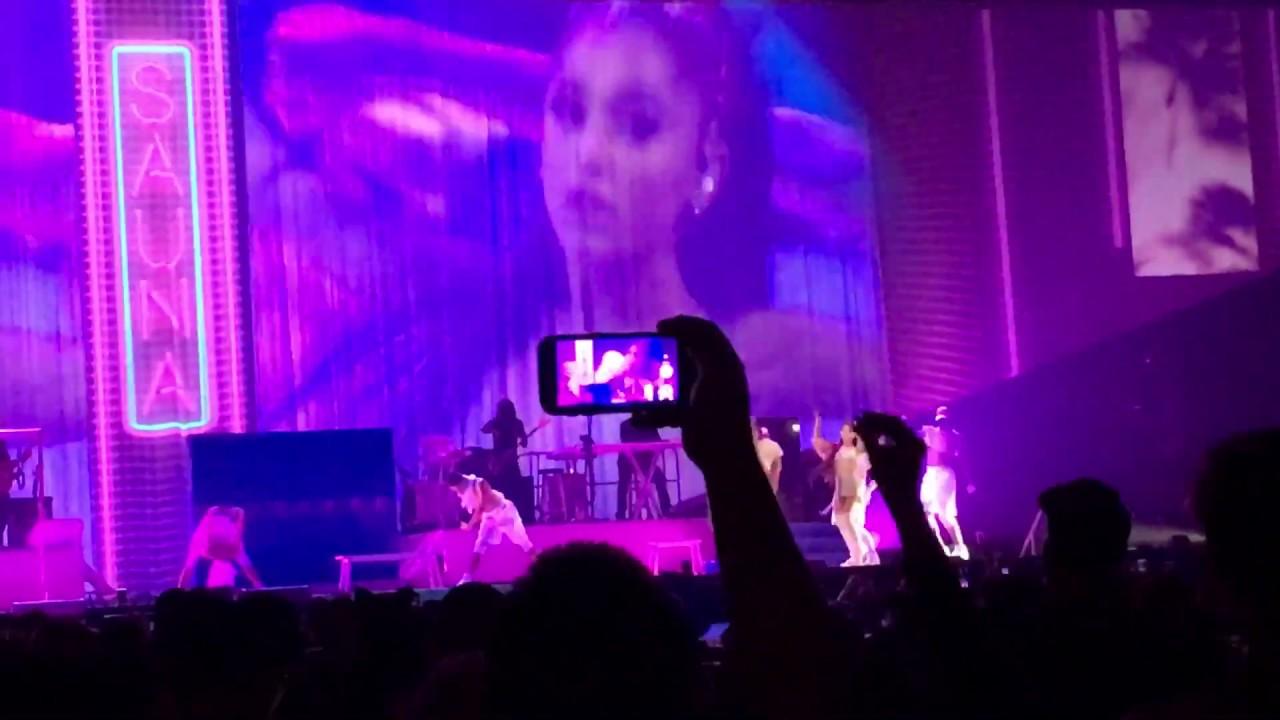 Side To Side Bang Bang Ariana Grande Madison Square Garden Youtube