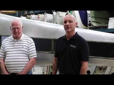 Airframe Components Restoring a Cessna 150 Pt 1