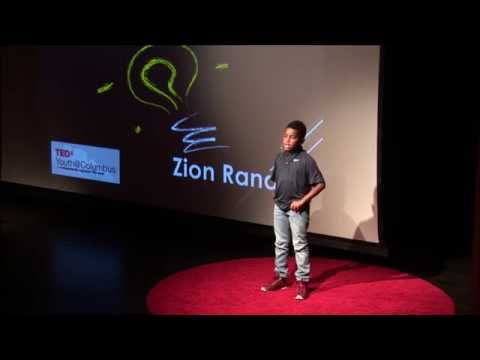 Imagination is more important than knowledge | Randall Zion | TEDxYouth@Columbus