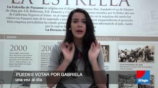 Gabriela Méndez va con todo a Nueva York