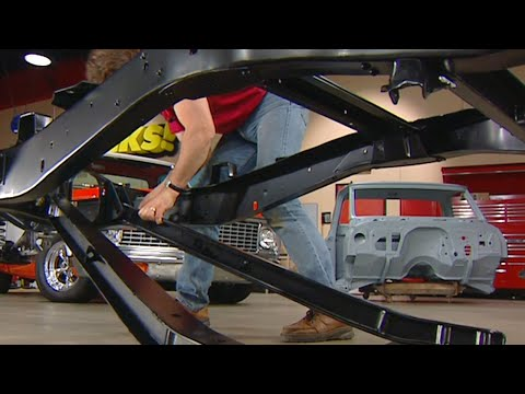 Project Copperhead: 1967 Chevy C10 Suspension - Part 1 - Trucks! S4, E15