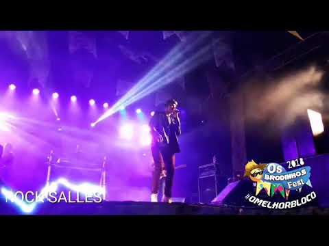 ROCK SALLES NO BRODINHOS FEST 2018
