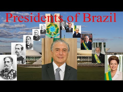 Presidents of Brazil