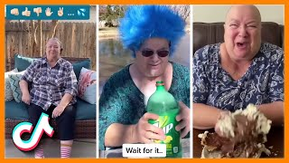 Funniest TikTok Grandma Videos Compilation 🤣 Try Not to Laugh Watching