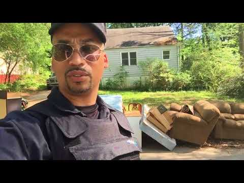 Dr. David M. Anderson Sr. - Evictions 101... Clearing Houses and Staying Safe - Atlanta GA