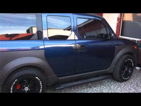 All Terrain Tires >> element off road - YouTube