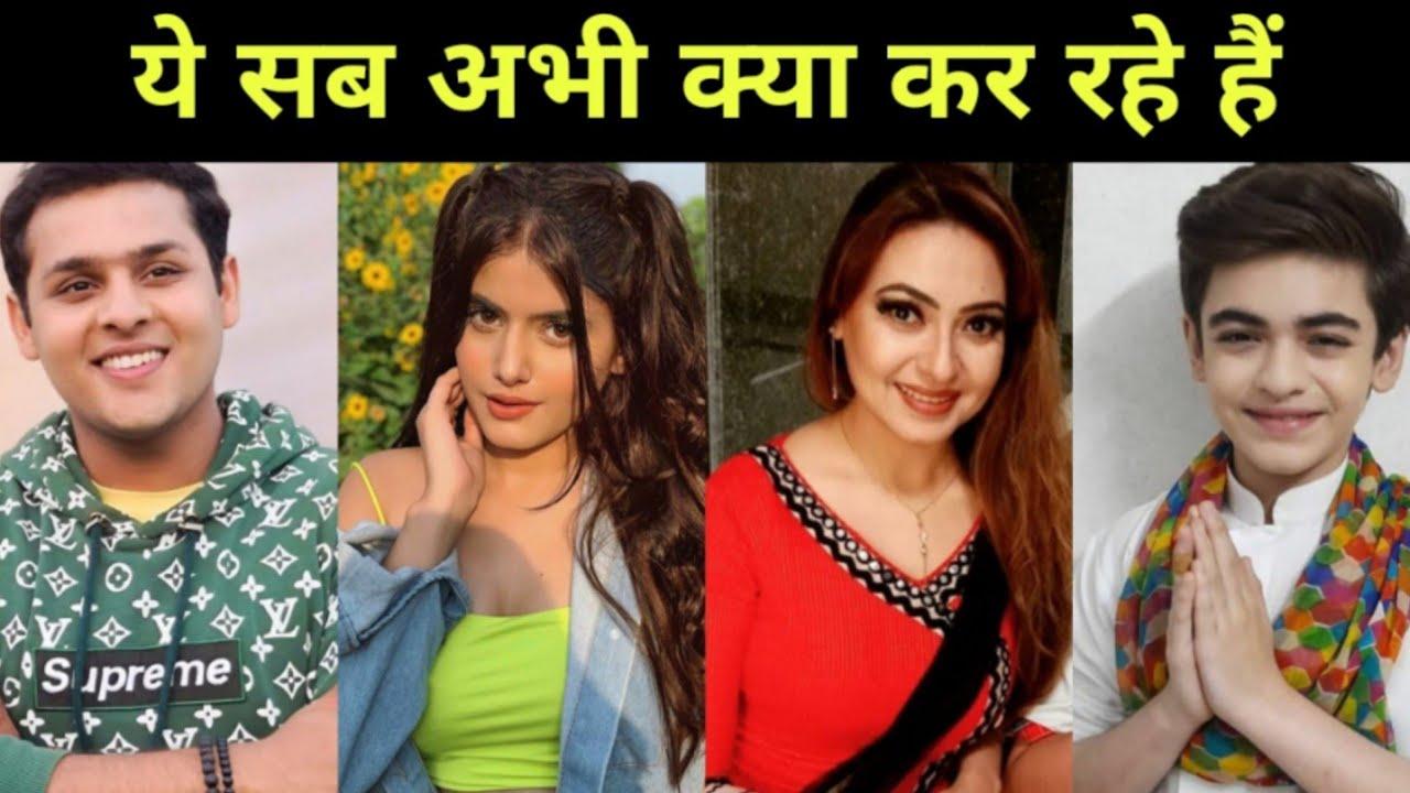 Ye Sab Abhi Kya Kar Rahe Hain | BaalVeer Returns ke Actors and actress kya karte hain
