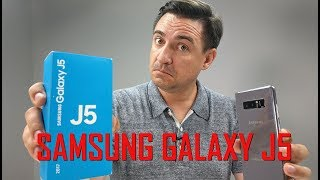 UNBOXING & REVIEW - Samsung Galaxy J5 2017