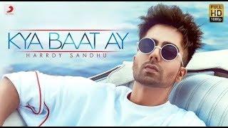 Harrdy Sandhu - Kya Baat Ay | Jaani | B Praak | Arvindr Khaira | Official Music Video/cover by Aish