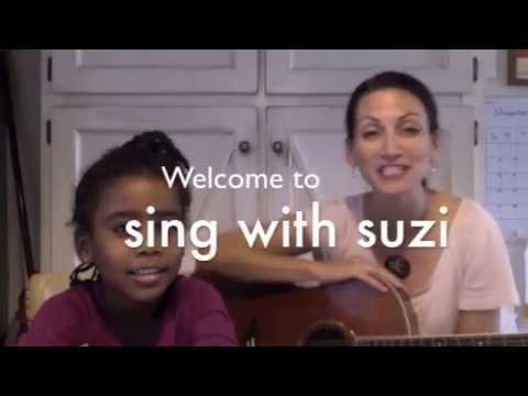 Music for Kids - Sing with Suzi Season 1 - Ep. #17  10 Red Apples
