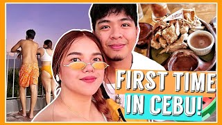 VLOG#86: TRAVELING TO CEBU! ❤ (First time in Cebu City) | Philippines