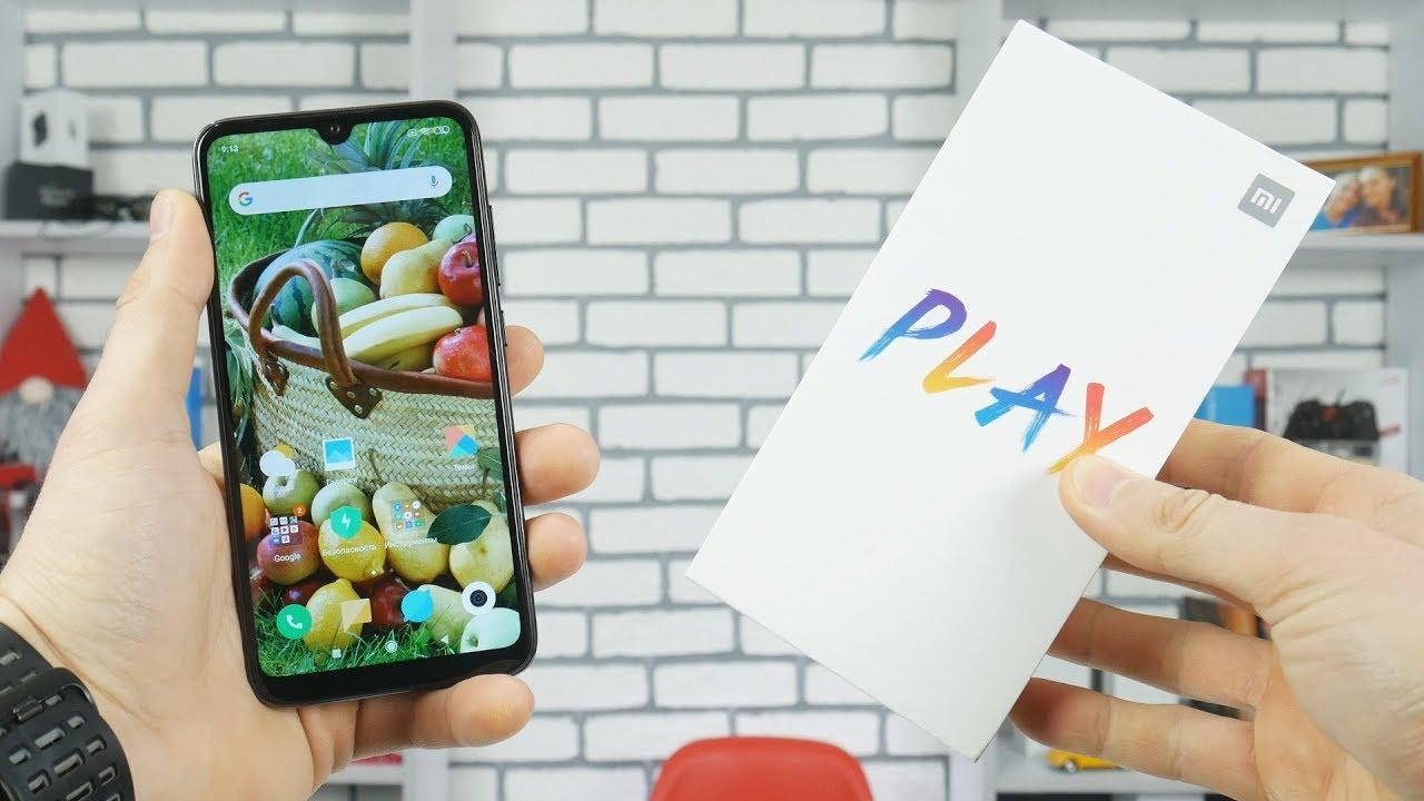 Смартфон Какого Бренда Выбрать Xiaomi Mi Play - ЗВЕРСКИЙ КОМПАКТНЫЙ 2019 ГОДА!